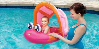 best baby pool float