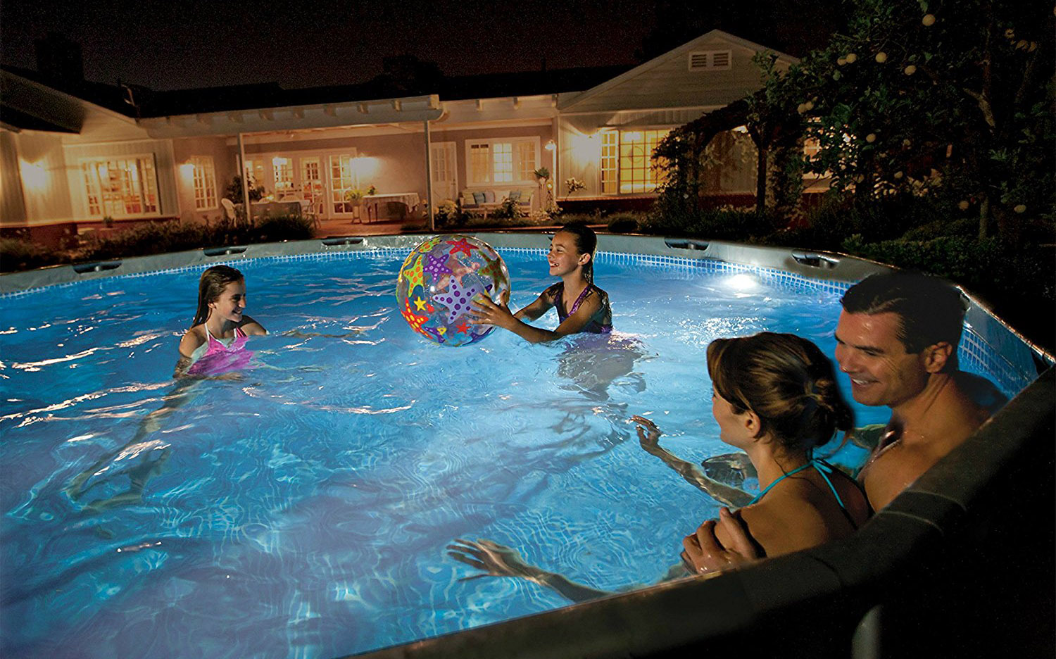 10 Best Floating Pool Lights & Underwater Pool Lights to ...
