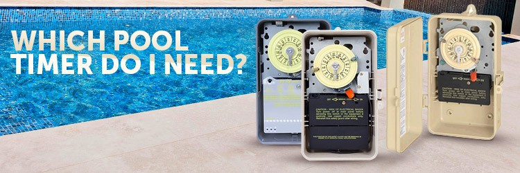Top 3 Best Pool Pump Timers in 2019 - Reviews