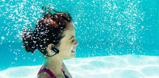 best waterproof mp3 player
