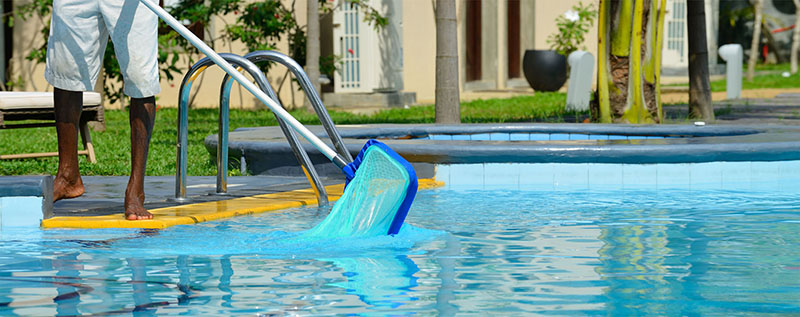 Swimming Pool Services - How Much Does it Cost to Have My Pool Cleaned