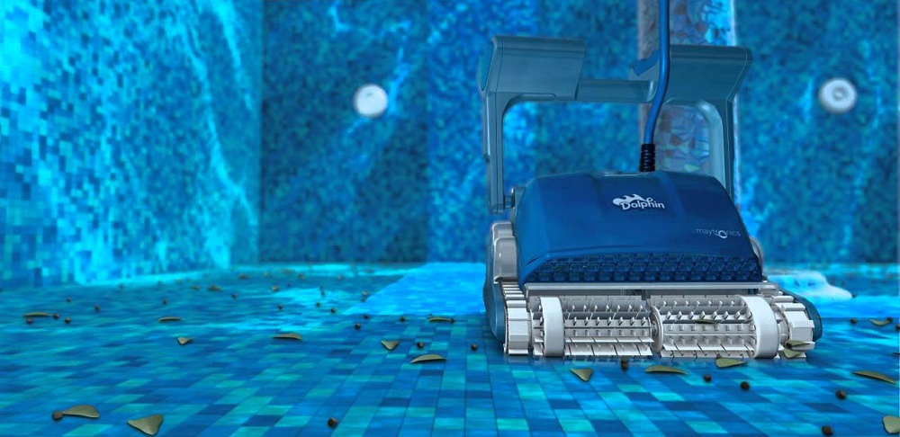 Best Robotic Pool Cleaners Of 2020 Reviews