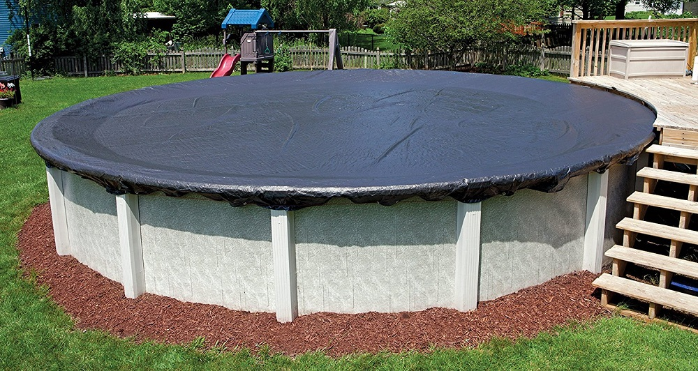 Image result for Looking For Aboveground Pool Cover?